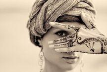 Henna! / by Sandra Hudson-Conway