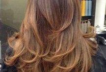 new hair / by Nina Albright