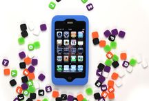 iPhone 4 Cases and Accessories / by The Snugg