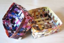 containers / by Sandy Hartzler