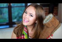 Haul Videos!  / by Tanya Burr