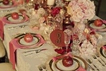 Tablescapes / by CinDee Bedwell