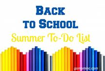 School Kids / Back too school with ideas, organization, supplies and tips for sending the kids back to school.  / by Andrea Updyke