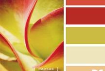Color combos that WORK / by Rachel Suntop