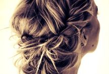 Hairstyles / by Tiffany Hinton