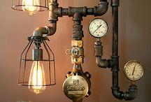 Industrial Revolution / by Salvo Fair