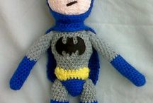 Batman & Robin / by Evan Barnes