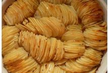 Potatoes / by Stacie Haight Connerty {DivineLifestyle.com}