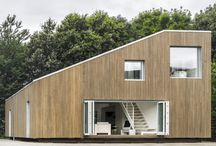 Homes, cabins & treehouses / by Handimania