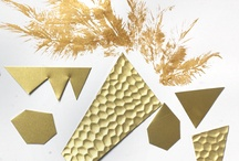 gold / by ∪♡ T△H◯R|