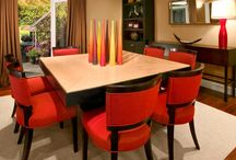 Dining Rooms / by Michele Streets