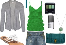 what to wear SENIOR GIRL / by Kelly Poynter