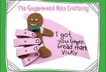 Gingerbread / by Allison Shillington
