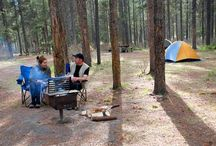 Camping / by Laura Gould