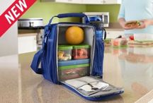 Back to School Healthy Lunch Ideas & Recipes / by Kelly @ TheNourishingHome