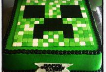 Minecraft Birthday / by Missy Garcia