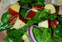 Favorite Recipes / by Margaret Nagy