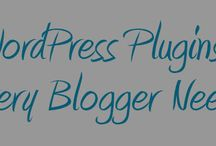 "Blog: Wordpress / Here you can find anything about #Wordpress except themes. For those please go to my board ""Blog: Themes"".  / by Katharina Emilie"