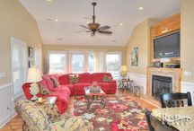 Design & Decor | OBX Vacation Homes  / by Resort Realty Outer Banks