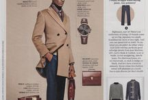 Pantherella & Scott Nichol - Inspiring Fashion / See some of the latest press coverage featuring one of our top sock brands, Pantherella / by A Hume Country Clothing