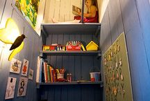 Reading Nooks / A reading nook in every room. / by Delightful Children's Books