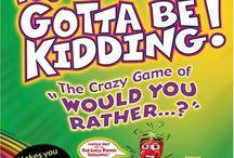 Board games  / by Rebecca Spraggins