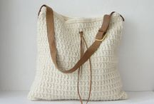 Crochet bags and purses / by Naky