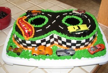 Chance's Car Bday / by Parties By Alex