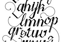 Typography / by Storm Athill
