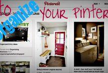 Organization Pinterest Boards / by Stacie Smith-Ocker