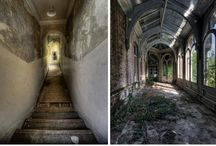 Abandonded / Abandonded  / by Rose