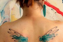 Tatoos / by Melinda Bilfield