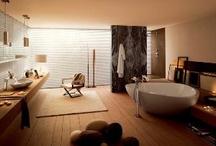 Bathroom Ideas / by AbbeyBeast