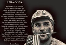 Coal Miner's Wife / by Jessica Poticher