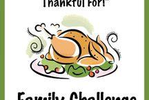 Thanksgiving / by Chrysa Duran