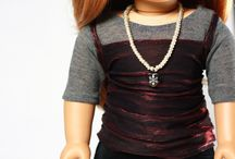 AG Clothes Ideas / Clothing Ideas for the American Girl / by Judy Hart