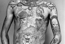 Tattoos / by Joulu Irena Zablotska