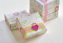 Gift ideas: wrap it / by Helen Ward