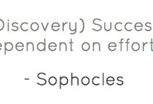 Famous eDiscovery Quotes / by OrangeLT