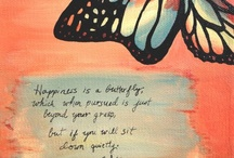 Inspirational <3 / by Lindsey Walton