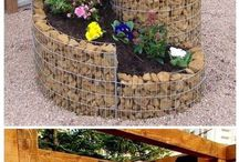 garden ideas / by Erin Montoya