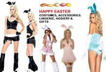 EASTER COSTUMES / by Julie Morgan