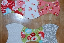 ENGLISH Paper Piecing / by Leslie M