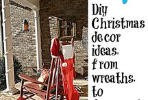 Christmas / by Cheryl Miller