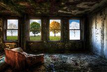 Abandoned / Ruins / Wreck / by Gustavo Dalmasso