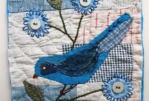 QUILTS -Applique / by Tennette Curry