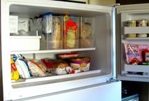 freezer storage / by Melissa Lewis