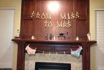 Wedding/Parties / by Keri Johnson