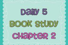 School Daily 5 ELA / by Amy Bryson