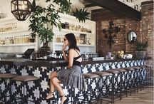 Cafe inspiration / by Jennifer Quinn